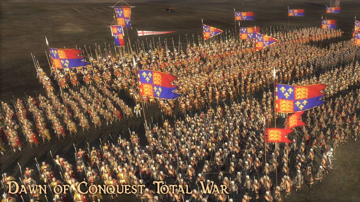Medieval II: Total War - Królestwa mod Dawn of Conquest v.1.25