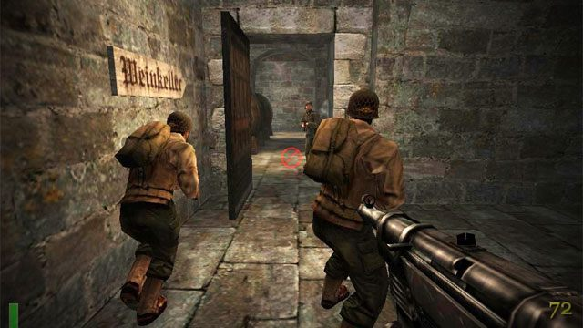 Return to Castle Wolfenstein GAME MOD Return To Castle
