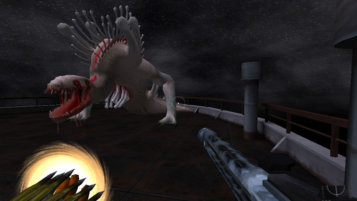 Quake III: Arena GAME MOD The Dark Conjunction v 1 0
