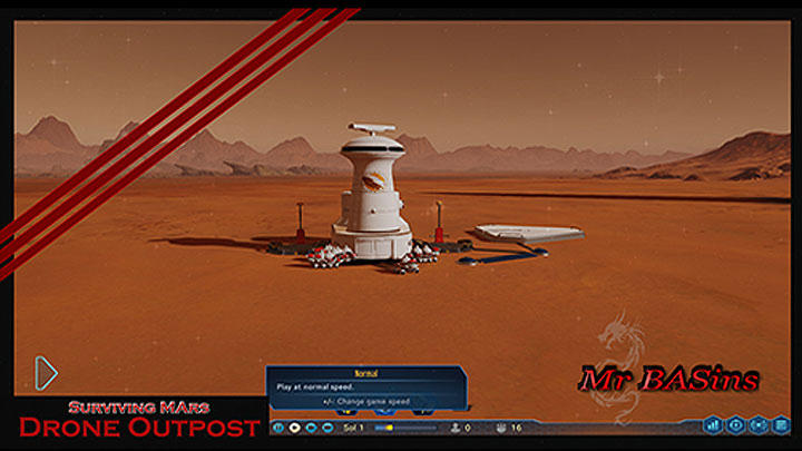 Surviving Mars GAME MOD Drone Outpost v 1 5 - download
