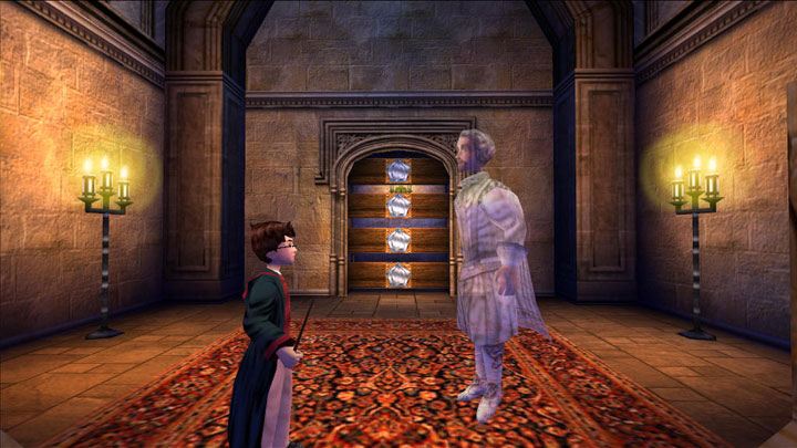 harry potter and the chamber of secrets game free download