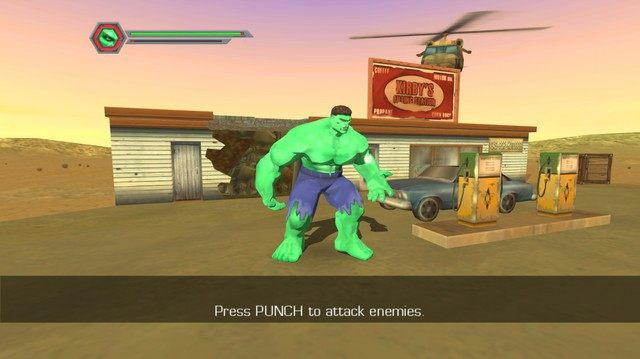 The Hulk GAME MOD Widescreen Fix - download | gamepressure com