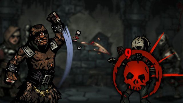 Darkest Dungeon mod Pit Fighter Class Mod v.1.4