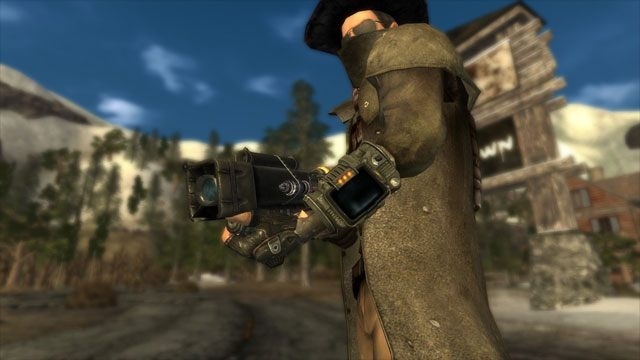 Fallout: New Vegas GAME MOD Project Nevada v 2 5 - download