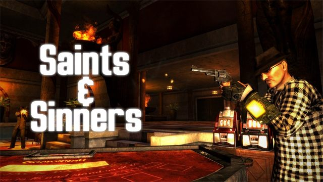 Fallout: New Vegas GAME MOD Saints and Sinners v 1 41