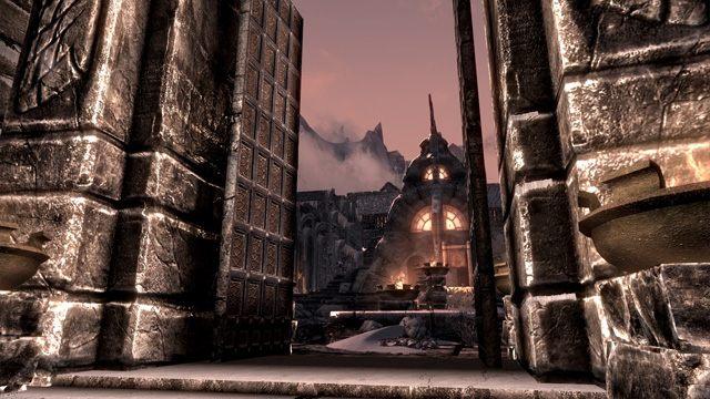 The Elder Scrolls V: Skyrim Special Edition GAME MOD Open