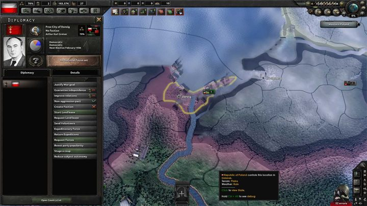 Hearts of Iron IV GAME MOD Historical Flavor Mod - download