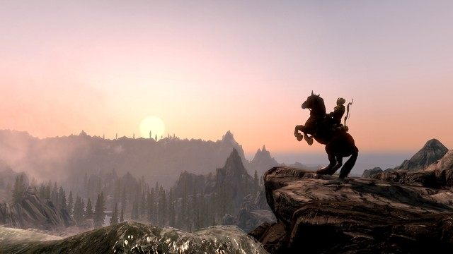 The Elder Scrolls V: Skyrim mod Falskaar 1.1.5