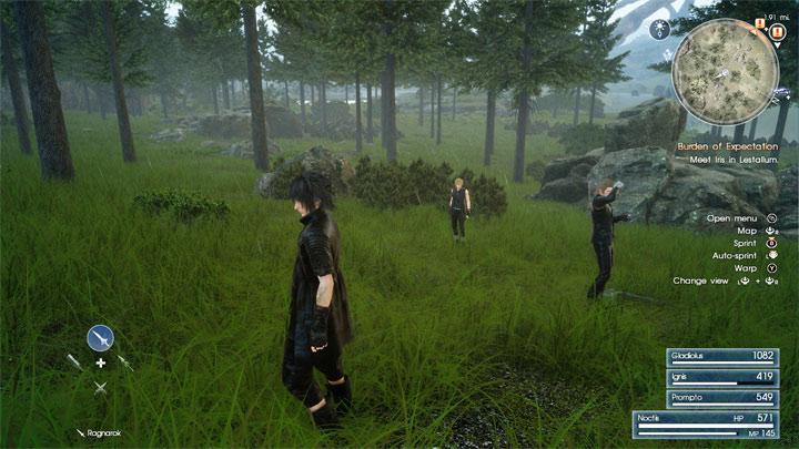 Final Fantasy XV: Windows Edition GAME MOD More Responsive