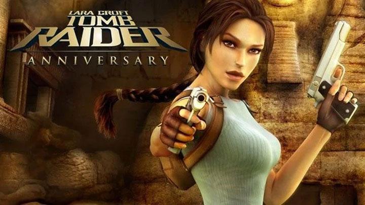 Tomb Raider Anniversary Game Mod Tomb Raider Anniversary Scu