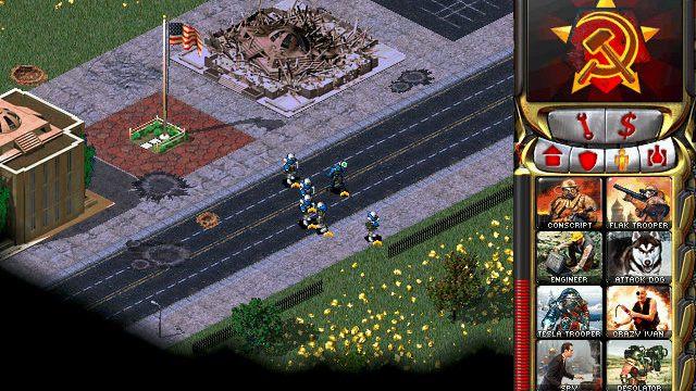 Command & conquer red alert 2 | software downloads | techworld.
