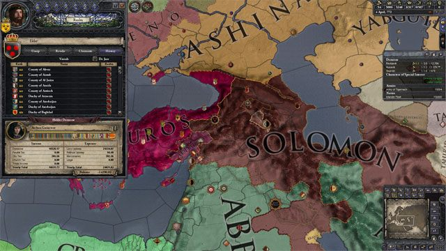 Crusader Kings II GAME MOD Elder Mod v 3 0 2 - download