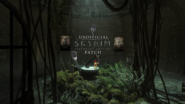 how to  unofficial skyrim patch