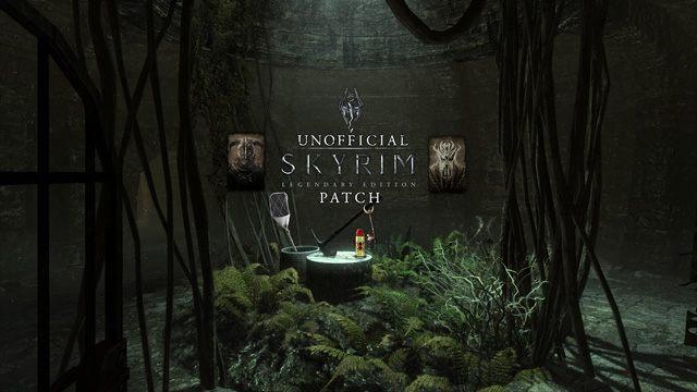 The Elder Scrolls V: Skyrim GAME MOD Unofficial Skyrim