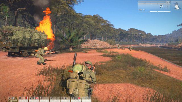 Arma III GAME MOD The Unsung Vietnam War v 3 0 - download