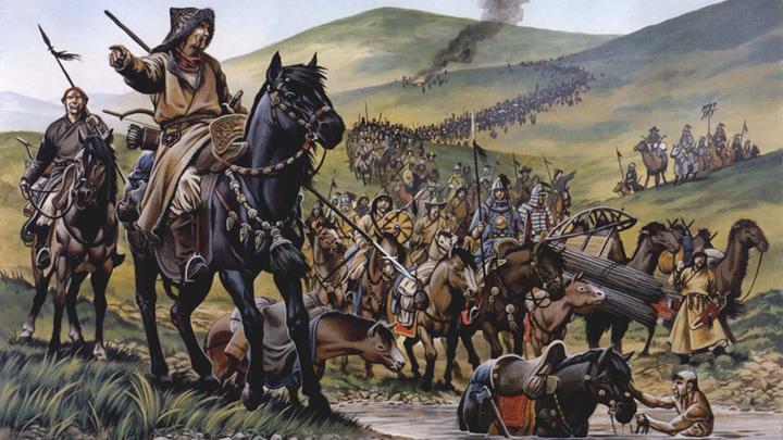Medieval II: Total War - Kingdoms GAME MOD Mongol Invasion v