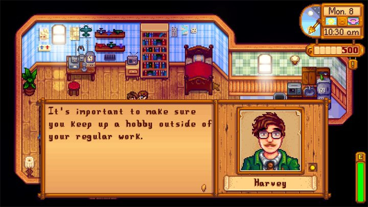 Stardew Valley GAME MOD Canon-Friendly Dialogue Expansion