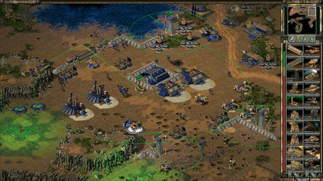 Patch traduction pour command and conquer