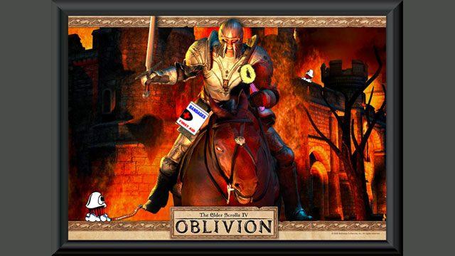 The Elder Scrolls IV: Oblivion GAME MOD Unofficial Oblivion