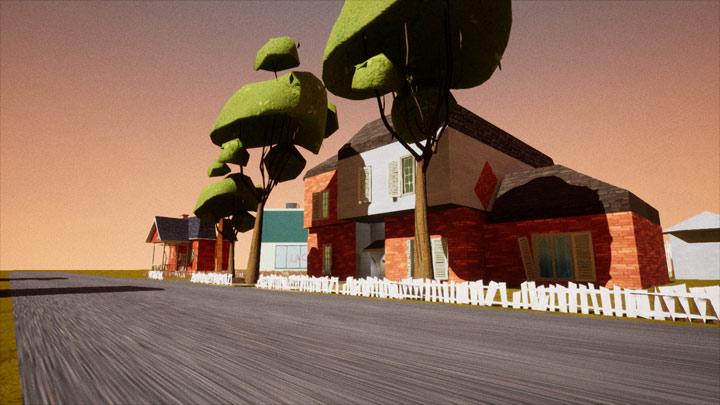 Hello Neighbor GAME MOD Real Life House Remake v 24032018 - download