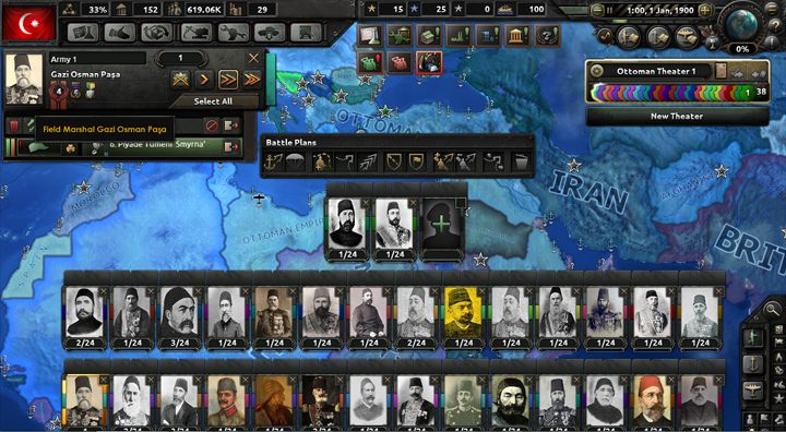 Hearts of Iron IV GAME MOD The Last Sultan v 1 1 - download