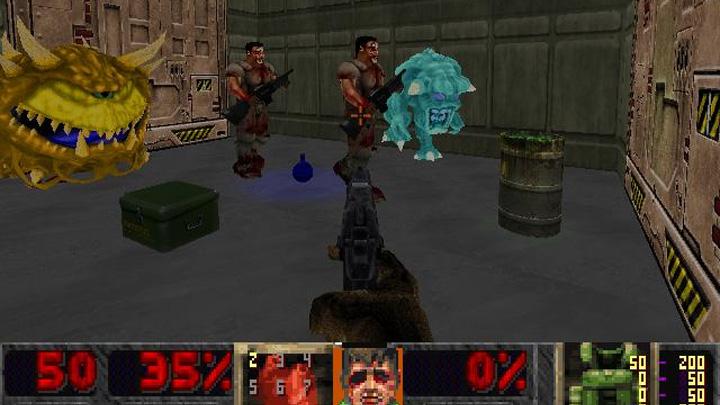 Doom II: Hell on Earth GAME MOD Doom RPG Build - download