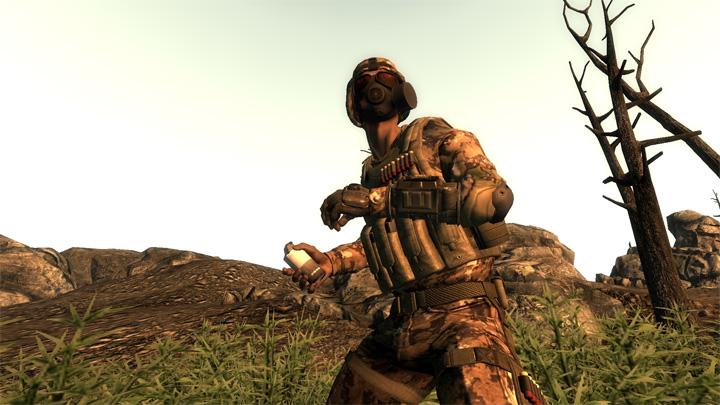 GAME MOD Fallout 3 Reborn: A Realism Mod v 9 0 - download