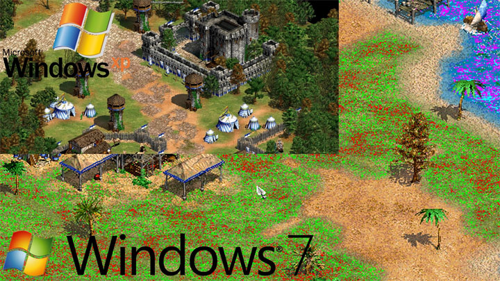 Age of empires 2 [compatibility issue(s)].