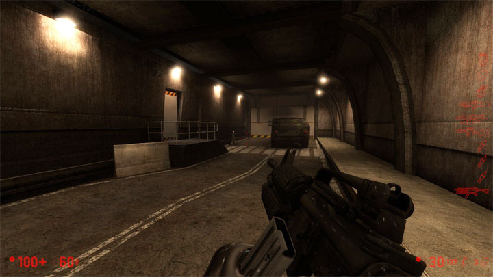 Half-Life 2 GAME MOD Black Mesa: Black v 1 0 0 - download