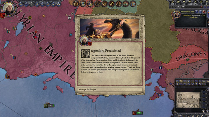 Crusader Kings II GAME MOD Dragon of the East v 1 72 - download