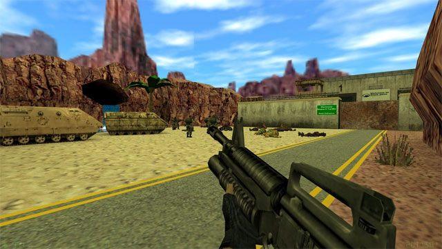 Half-Life GAME MOD Military Duty v 1 0 1 - download