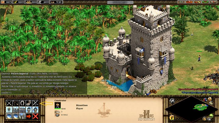 Age of Empires II: HD Edition - Golden Age v.27122017 - Game mod - Download