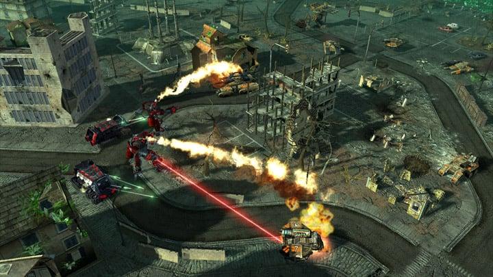 command and conquer tiberium wars crack