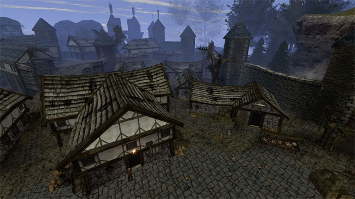Gothic II: Noc Kruka mod Alpha City Patch  v.2