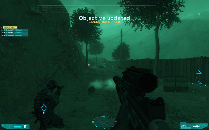 Tom Clancy's Ghost Recon: Advanced Warfighter 2 mod Operation : Storm Campaign for GRAW 2 v.6a