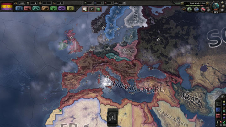 Hearts of Iron IV GAME MOD Formable Nation v 11072018 - download