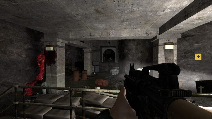 Half-Life 2: Episode Two GAME MOD Dead Lab v 0 02 Alpha