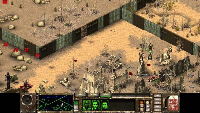 Fallout Tactics: Brotherhood of Steel GAME MOD Hi Resolution
