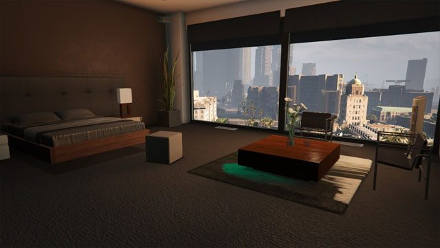 Grand theft auto v game mod single player apartment spa for Designer apartment gta 5