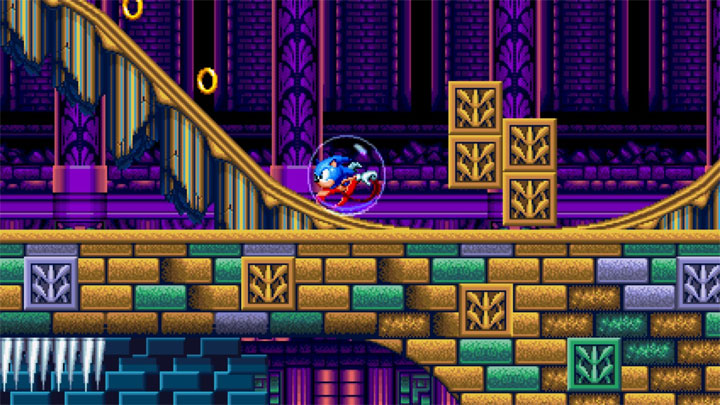 Sonic Mania GAME MOD Sonic Mania Reimagined v 0 60