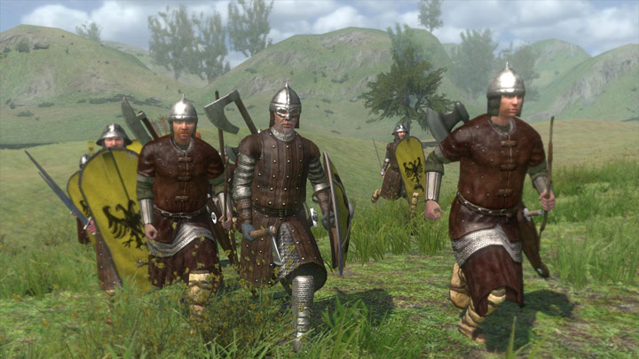 Mount & Blade: Warband mod Warband Improved v.0.2
