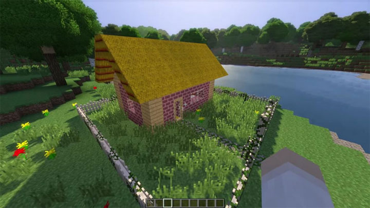 Minecraft GAME MOD Carpenter's Blocks Mod v 3 40 poc5 (for 1 12 2