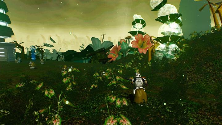 Star Wars Battlefront Ii 2005 Game Mod Ep3 Felucia Download Gamepressure Com
