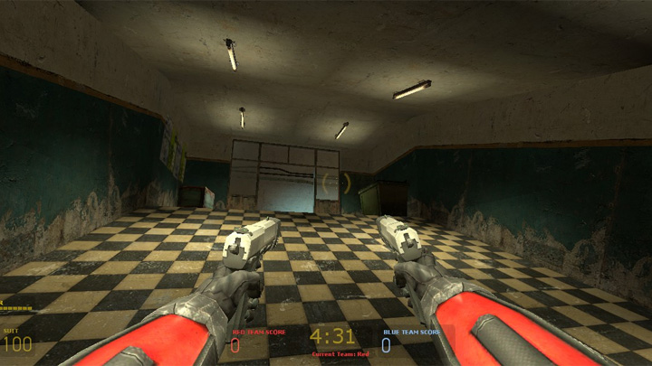 Half-Life 2 GAME MOD SURVIVOR v 24122016 - download