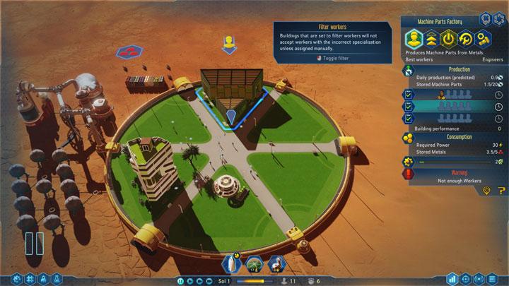 Mars survival games pc