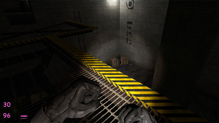 Half-Life 2: Episode Two GAME MOD Intellectual Techno Hell v
