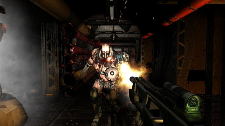 Quake 4 GAME MOD Quake 4 Reborn v 2 - download