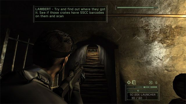 Tom Clancy's Splinter Cell: Chaos Theory GAME MOD Widescreen