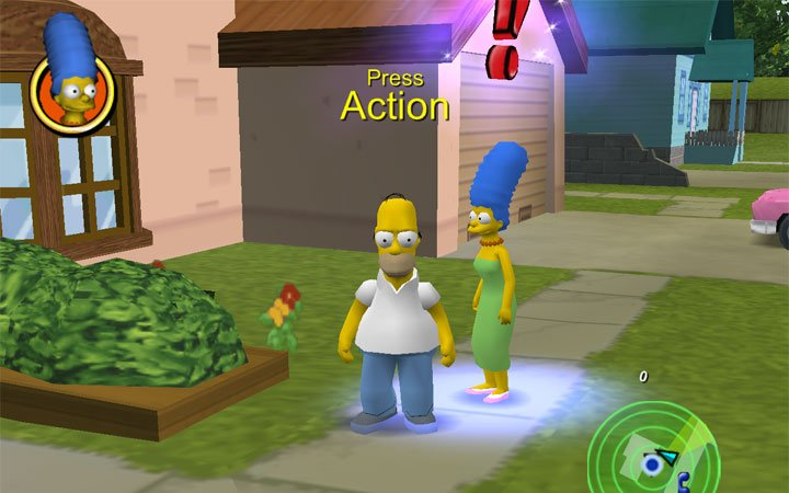 The Simpsons: Hit & Run GAME MOD The Simpsons Hit and Run Restoration v.1.5 - download   gamepressure.com