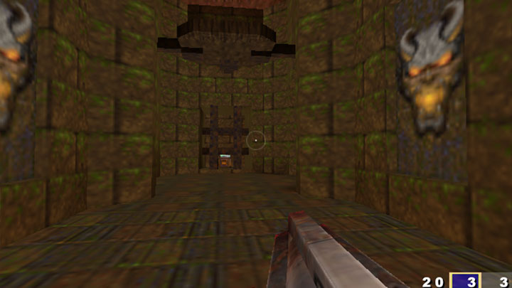 Quake III: Arena GAME MOD Quake 1 Arena v beta - download